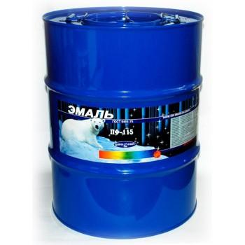 Эмаль Gaia ПФ-115 50кг фото, цена, купить Харьков