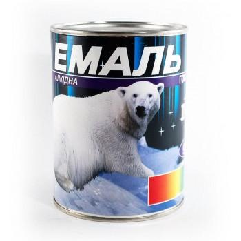 Эмаль Gaia ПФ-115 0,9кг фото, цена, купить Харьков