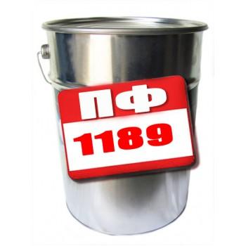 Эмаль Gaia ПФ-1189 25 кг антикоррозионная, бысторсохнущая фото, цена, купить Харьков