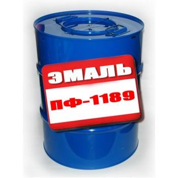 Эмаль Gaia ПФ-1189 50 кг антикоррозионная, бысторсохнущая фото, цена, купить Харьков
