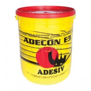 Клей для паркета и фанеры (20кг) ADECON E3. Однокомпонентный клей Adesiv (Италия). Воднодисперсионный фото, цена, купить Харьков