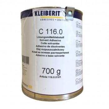 Контактный клей Клейберит 116.0 (0.7 кг) фото, цена, купить Харьков