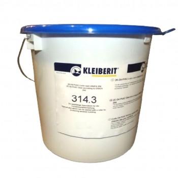 Клей ПВА Д4 однокомпонентный Клейберит 314.3 (3кг) Столярный водостойкий (для ульев) Kleiberit D4 фото, цена, купить Харьков