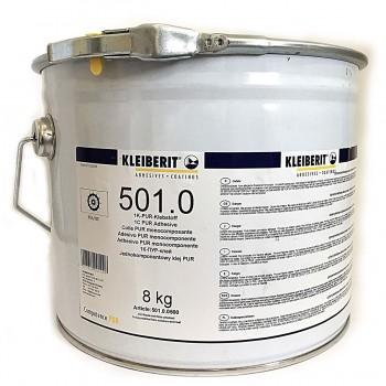 ПУР-Клей 501.0 (8 кг) Клейберит Д4 полиуретановый (Kleiberit D4) Столярный, водостойкий фото, цена, купить Харьков