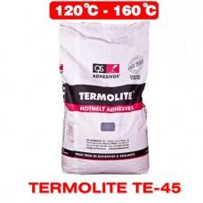 Низкокотемпературный (ТЕ-45) 25кг клей-расплав для кромкооблицовывания ТЕРМОЛАЙТ (TERMOLITE TE-45)