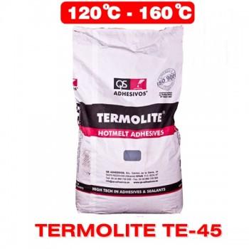 Клей-расплав QS Adhesivos S.L. TERMOLITE TE-45 25кг (Низкотемпературный) фото, цена, купить Харьков