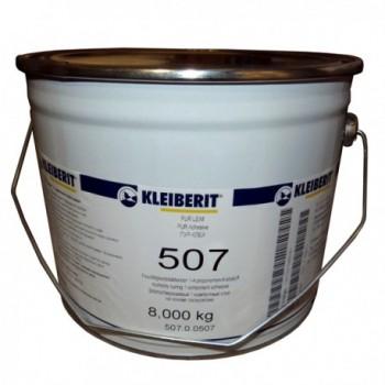 ПУР-Клей 507.0 (8кг) Клейберит Д4 полиуретановый (Kleiberit D4) Столярный, водостойкий фото, цена, купить Харьков