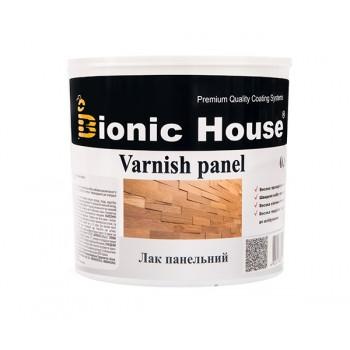 Лак Панельный Bionic-House (Водорастворимый лак для внутренних работ) 0,8л фото, цена, купить Харьков