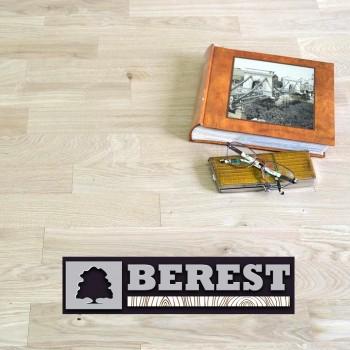 Паркет Берест Дуб Гестр без покрытия фото, цена, купить Харьков