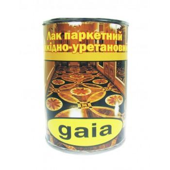 Лак Gaia паркетный алкидно-уретановый 0,8кг фото, цена, купить Харьков
