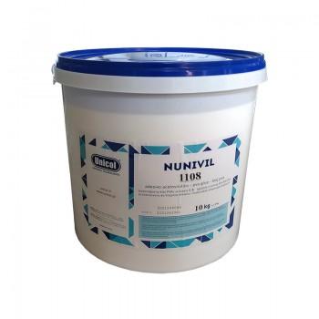 Клей ПВА Д4 NUNIVIL 1108 (3 КГ) Однокомпонентный столярный водостойкий клей  (Unicol, Италия) фото, цена, купить Харьков