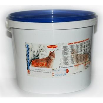Краска акриловая 5кг фото, цена, купить Харьков