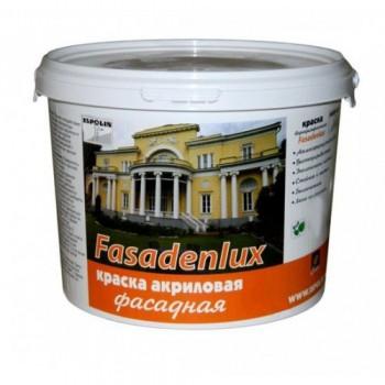 Краска Gaia акриловая фасадная «Fasadenlux» 3 л фото, цена, купить Харьков