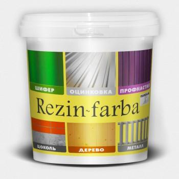 Краска Gaia резиновая «REZIN-FARBA» 10 л фото, цена, купить Харьков